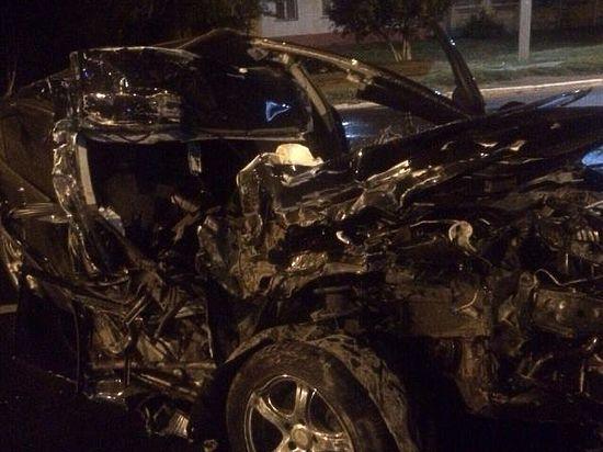 ВОренбурге напр.Гагарина «Мицубиши» врезался в фургон «Скания»