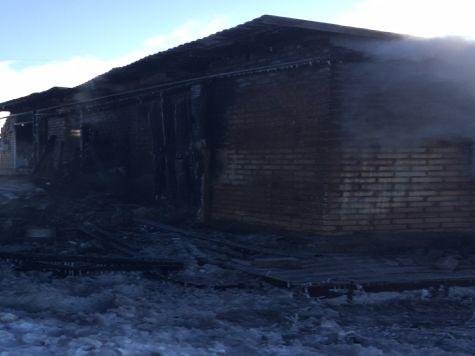 Напожаре вАлександровке погибли двое мужчин и еще двое получили разной степени ожоги