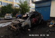 Полиция в Оренбурге закрыла дело о поджоге авто при наличии подозреваемых