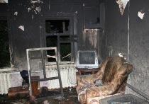 В Челябинской области заживо сгорели четыре сестры, папа в реанимации