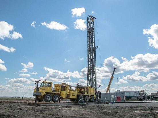 После разгерметизации нефтяной скважины под Оренбургом произошел выброс в  воздух вредных веществ