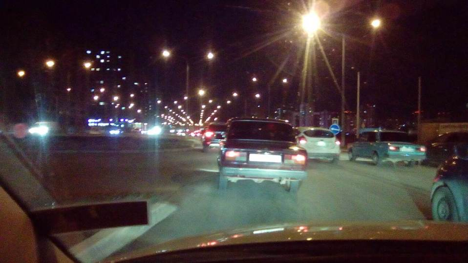ВОренбурге вДТП пострадали 5 человек