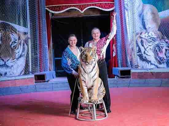 В Оренбурге  стартовали гастроли цирка Мстислава Запашного