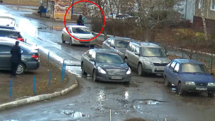 ВОренбурге наулице Терешковой неравнодушные прохожие остановили преступника