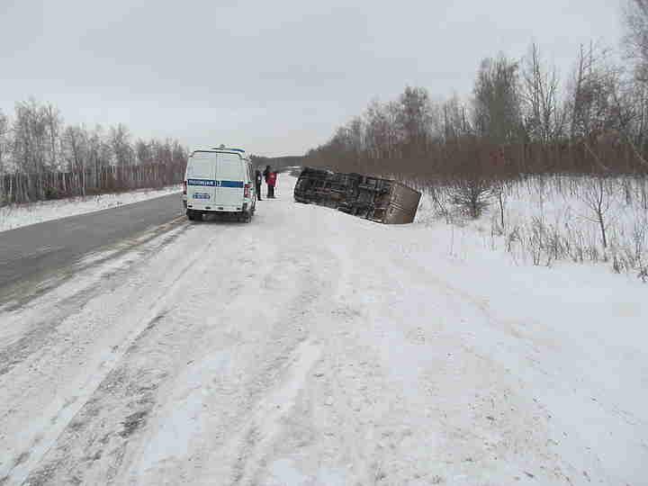 Мужчина попал в трагедию наугнанной «Газели» вОренбургской области