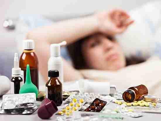 В Оренбуржье превышены эпидемические пороги по ОРВИ и гриппу