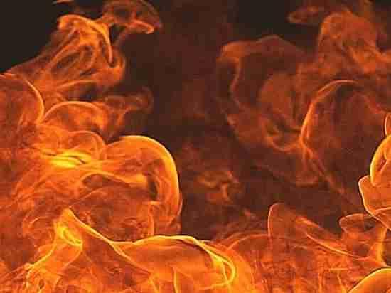 В Абдулино на пожаре в жилом доме пострадали люди