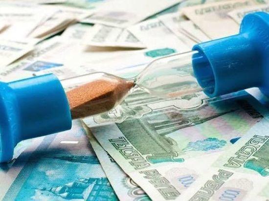 Специалисты оценили долги граждан Орловской области